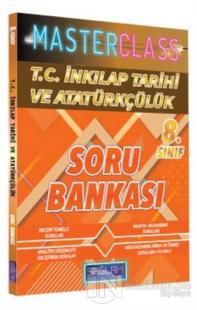 8. Sınıf T.C. İnkılap Tarihi ve Atatürkçülük Masterclass Soru Bankası