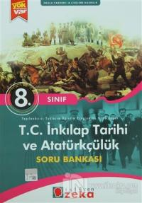 8. Sınıf T.C. İnkılap Tarihi ve Atatürkçülük Soru Bankası Derviş Ünlü