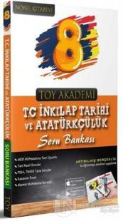8. Sınıf T. C. İnkılap Tarihi ve Atatürkçülük Soru Bankası Kolektif