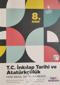 8. Sınıf T.C. İnkılap Tarihi ve Atatürkçülük Yeni Nesil Soru Bankası