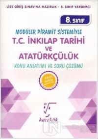 8.Sınıf TC İnkılap Tarihi ve Atatürkçülük MPS Konu Anlatımı ve Soru Çö