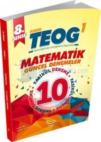8. Sınıf TEOG 1 Matematik 10'lu Güncel Denemeler