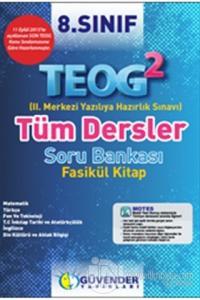 8.Sınıf TEOG 2 Tüm Dersler Soru Bankası