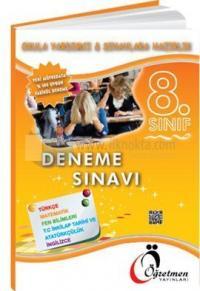 8. Sınıf Tüm Dersler Fasikül Deneme Serisi 7'li