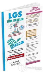 8.Sınıf Tüm Dersler Yaprak Test
