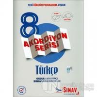 8. Sınıf Türkçe Akordiyon Kitap