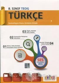 8. sınıf Türkçe Somutlayıcı Konu Anlatım Kitabı