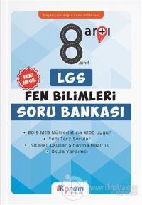8. Sınıf Yeni Nesil LGS Fen Bilimleri Soru Bankası 2019