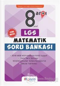 8. Sınıf Yeni Nesil LGS Matematik Soru Bankası 2019