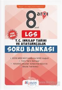 8. Sınıf Yeni Nesil LGS T.C. İnkılap Tarihi ve Atatürkçülük Soru Bankası 2019