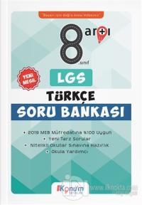 8. Sınıf Yeni Nesil LGS Türkçe Soru Bankası 2019