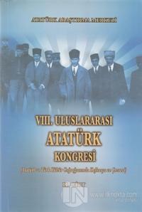 8. Uluslararası Atatürk Kongresi Cilt 2