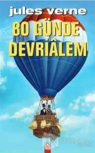 80 Günde Devrialem (Ciltli) Jules Verne