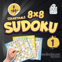 8x8 Çıkartmalı Sudoku 1