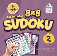 8x8 Çıkartmalı Sudoku 2