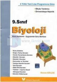 9. Sınıf Biyoloji Konu Anlatımlı-Uygulamalı Soru Bankası