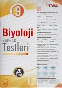 9. Sınıf Biyoloji Yaprak Testleri