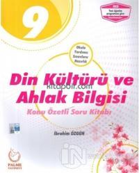 9. Sınıf Din Kültürü ve Ahlak Bilgisi Konu Özetli Soru Kitabı