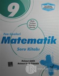 2019 9. Sınıf Fen Liseleri Matematik Soru Kitabı