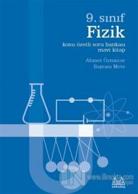 9. Sınıf Fizik Konu Özetli Soru Bankası - Mavi Kitap
