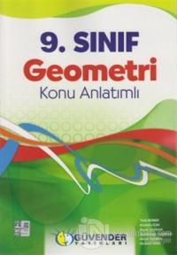 9. Sınıf Geometri Konu Anlatımlı