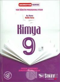 9. Sınıf Kimya Akordiyon Kitap