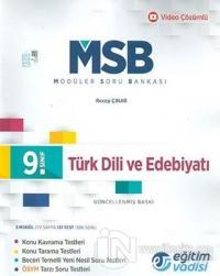 9. Sınıf Türk Dili ve Edebiyatı MSB Modüler Soru Bankası