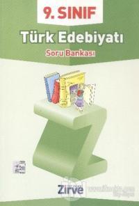 9. Sınıf Türk Edebiyatı Soru Bankası