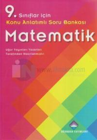 9. Sınıflar İçin Konu Anlatımlı Soru Bankası Matematik