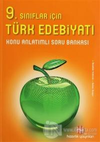 9. Sınıflar İçin Türk Edebiyatı Konu Anlatımlı Soru Bankası