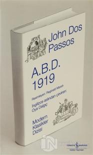 A.B.D. 2 - 1919 (Ciltli) %23 indirimli John Roderigo Dos Passos