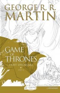 A Game of Thrones - Taht Oyunları 4. Cilt