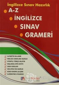 A-Z İngilizce Sınav Grameri / İngilizce Sınav Grameri