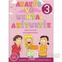 Abaküs ve Mental Aritmetik 3 Çıkarma İşlemini Öğreniyorum