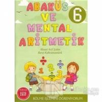 Abaküs ve Mental Aritmetik 6 Bölme İşlemini Öğreniyorum