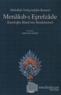 Abdullah Veliyyuddin Bursevi Menakıb-ı Eşrefzade