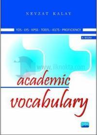Academic Vocabulary Nevzat Kalay