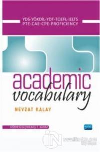 Academic Vocabulary %15 indirimli Nevzat Kalay