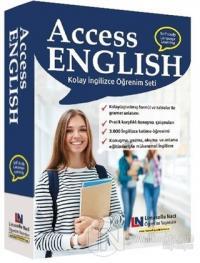 Access İngilizce Eğitim Seti