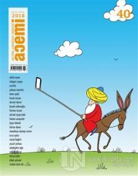 Acemi Aktüel Edebiyat Dergisi Sayı: 40 Eylül - Ekim 2018