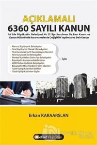 Açıklamalı 6360 Sayılı Kanun