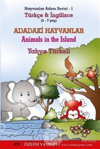Adadaki Hayvanlar - Hayvanlar Adası Serisi 1 (10 Kitap Takım)