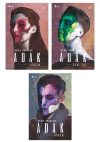 Adak Serisi 3 Kitap Takım