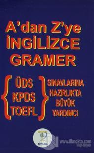 A'dan Z'ye İngilizce Gramer