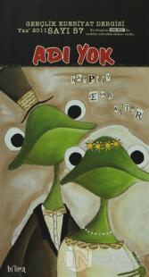 Adı Yok Gençlik Edebiyat Dergisi Sayı: 57