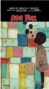 Adı Yok Gençlik Edebiyat Dergisi Sayı: 58