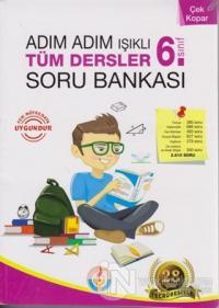Adım Adım Işıklı 6. Sınıf Tüm Dersler Soru Bankası