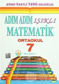 Adım Adım Işıklı Matematik Ortaokul 7