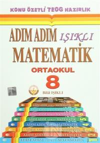 Adım Adım Işıklı Matematik Ortaokul 8