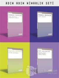 Adım Adım Mimarlık Seti (4 Kitap Takım)